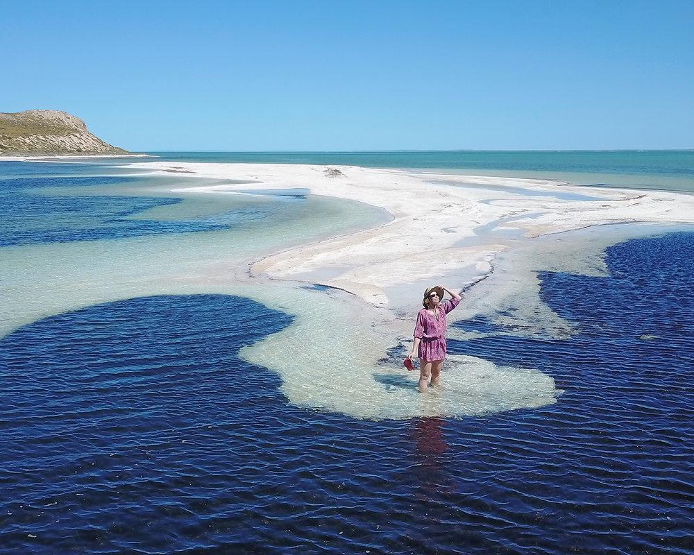 Länsi-Australia, simpukkaranta
