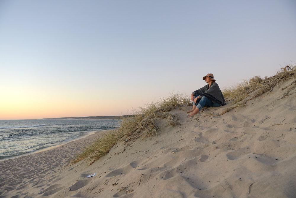 Länsi-Australia, hiekkaranta