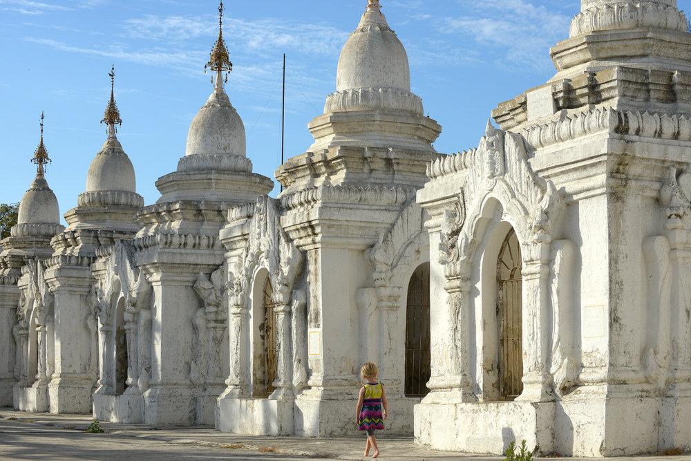 Myanmar, Mandalay, matkablogi