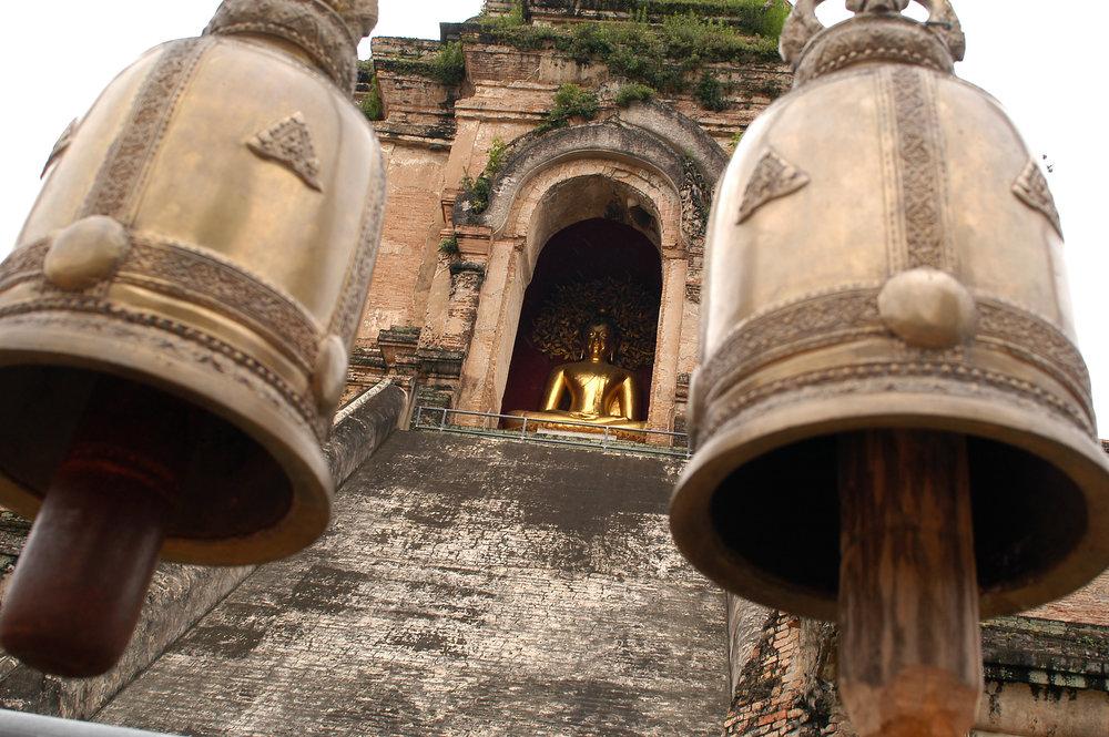 Thaimaa, Chiang Mai, Wat Chedi