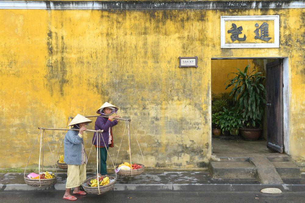 Vietnam, Hoi An, talo
