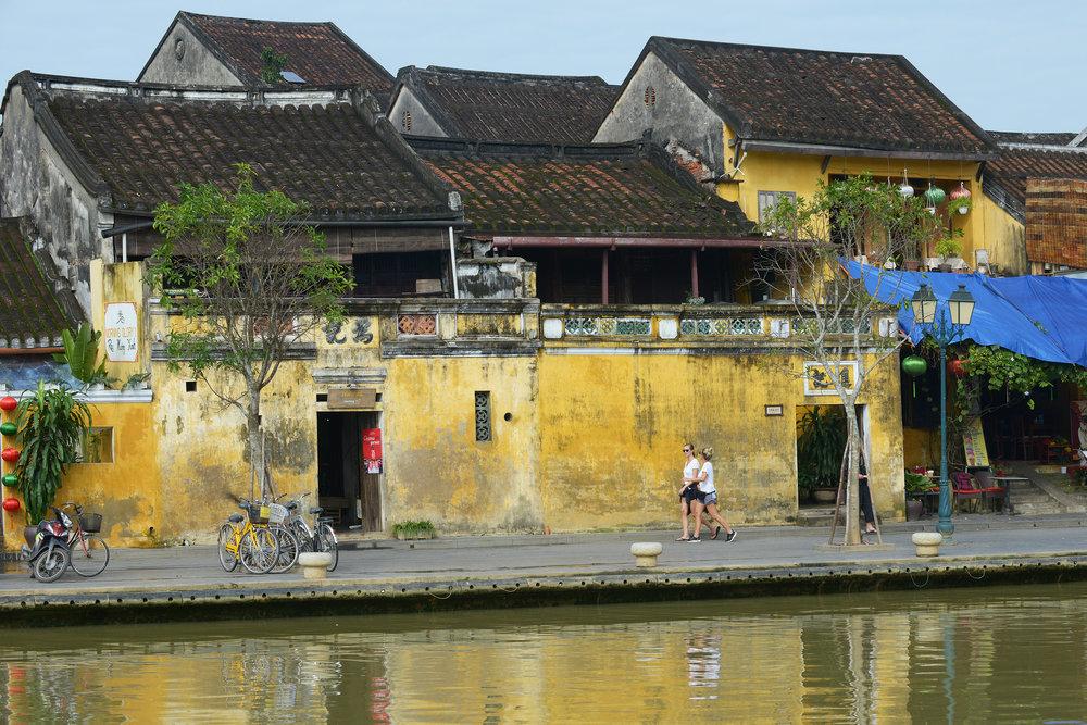 Vietnam, Hoi An, joki