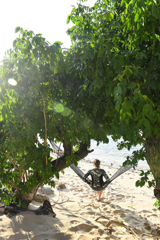 Indonesia, Pirate Camp, Komodo