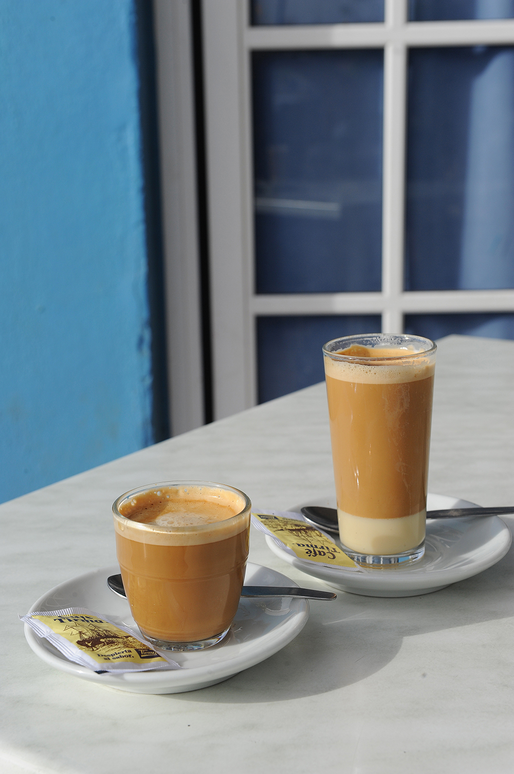 Kahvi, Kanarian saaret
