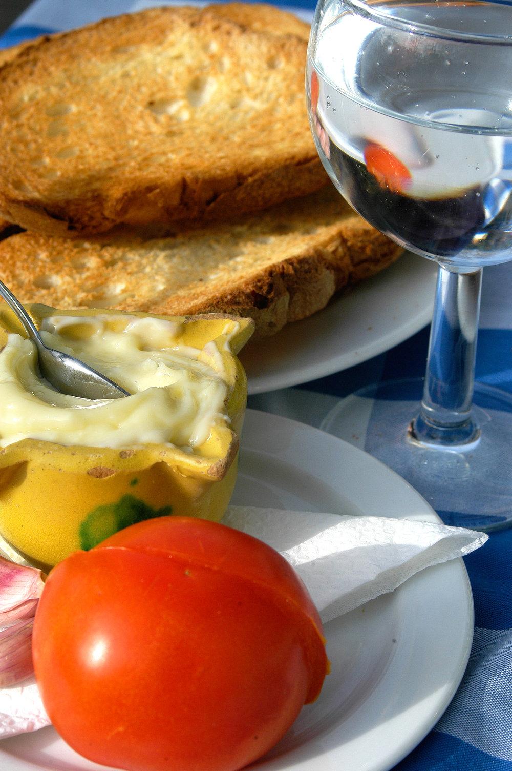 Katalonia, ruoka