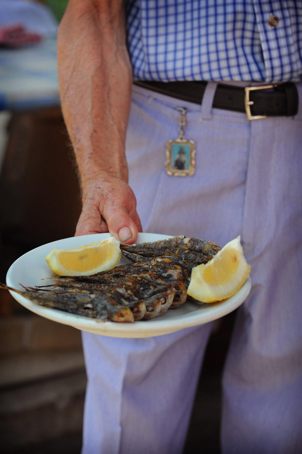 Andalusia, ruoka