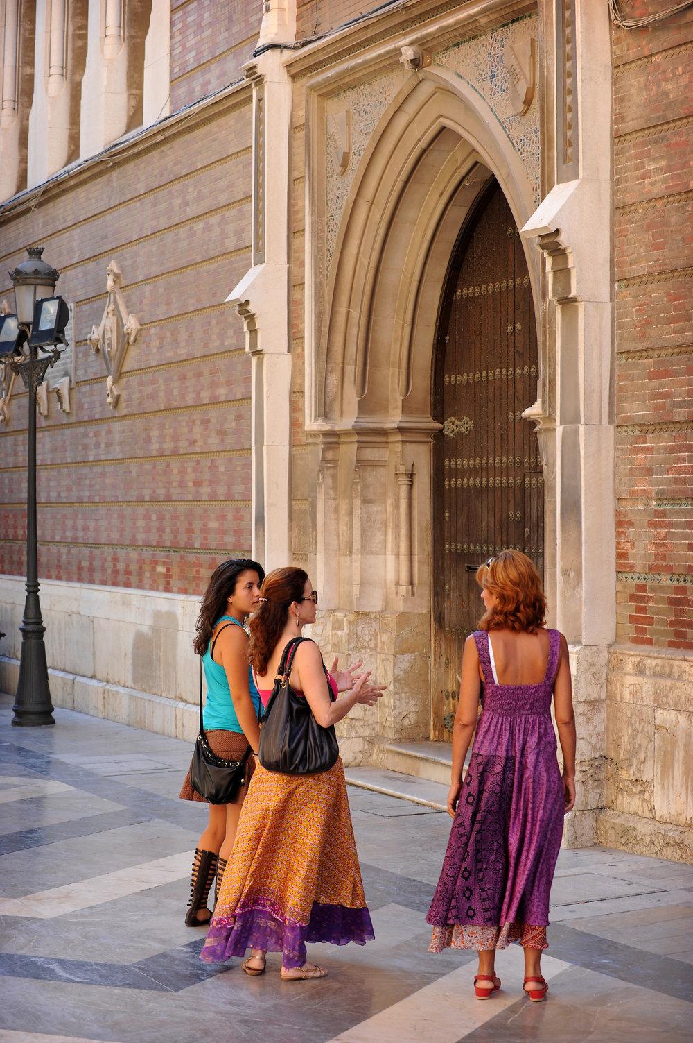 Malaga, katedraali