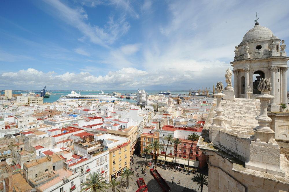 Cádiz, Espanja