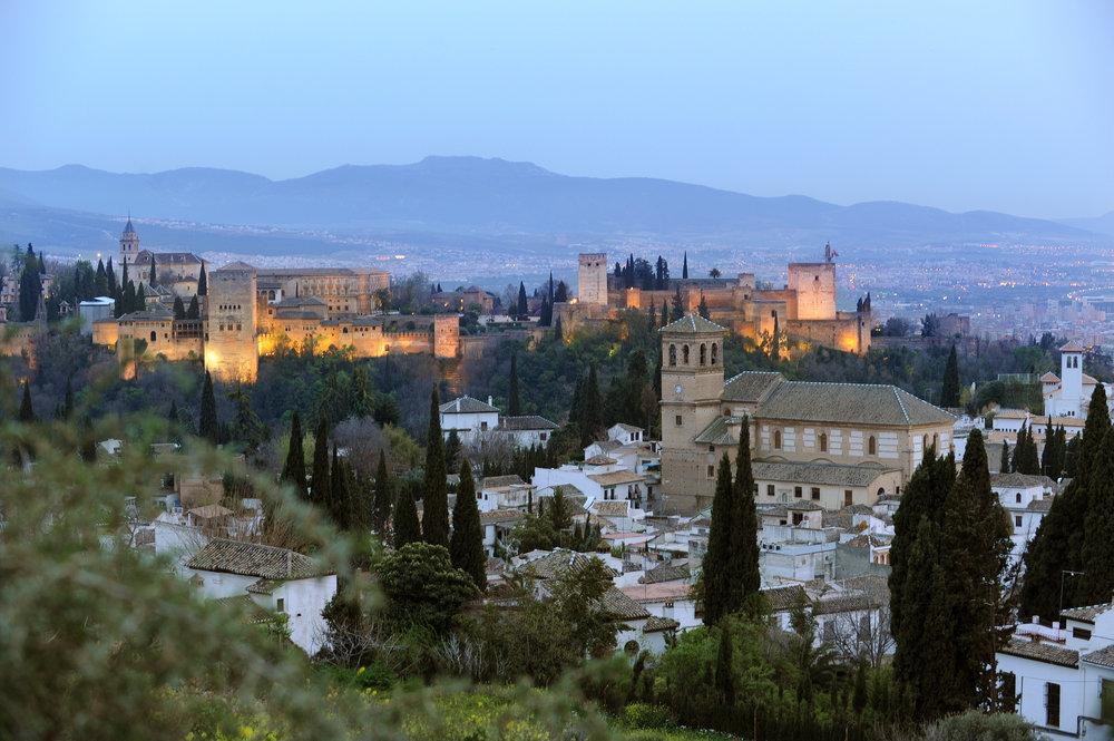 Granada, Andalusia, Espanja