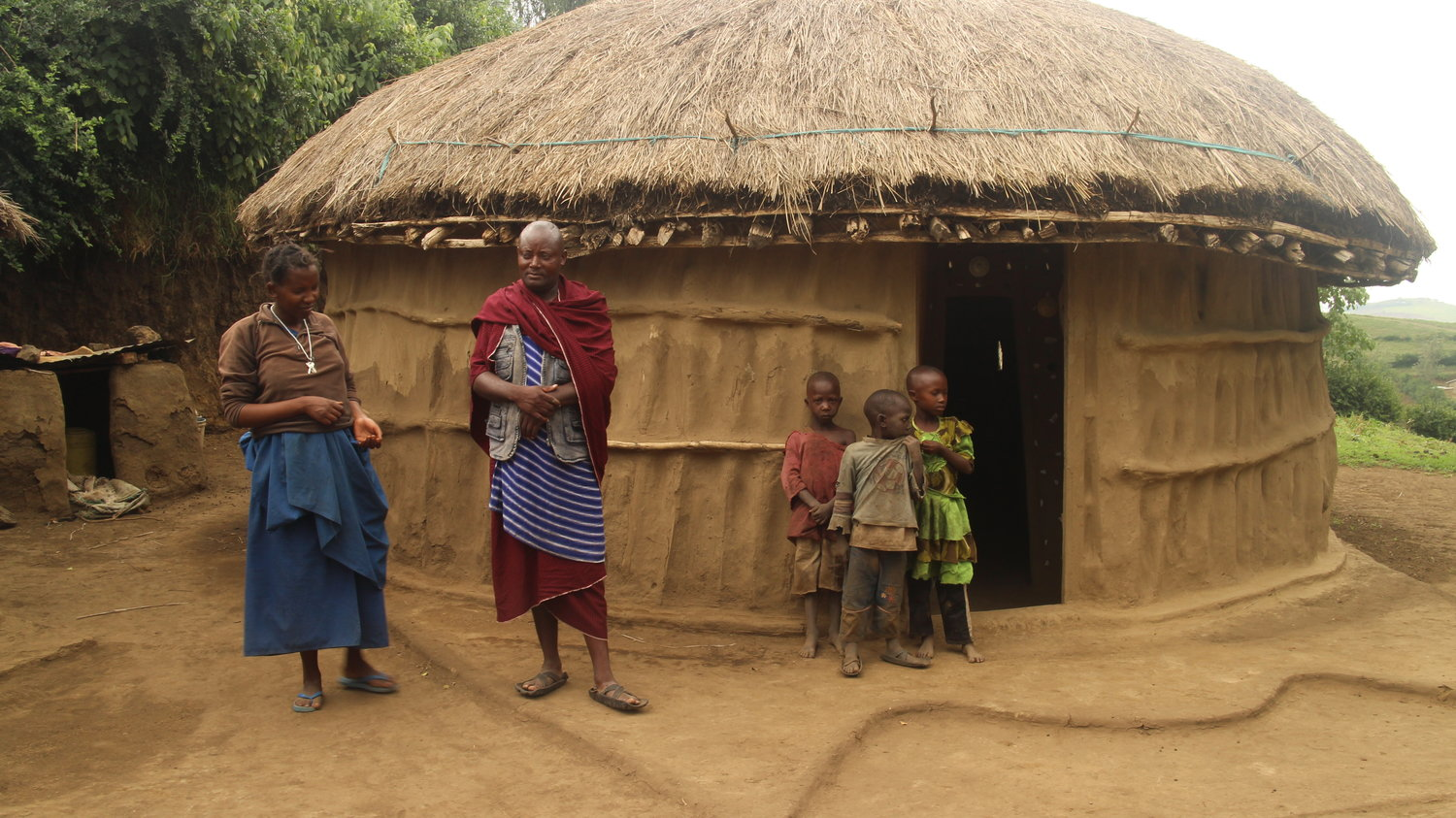 In Likamba Village You Can Experience The Lifestyle Of A Modern Maasai If You Want