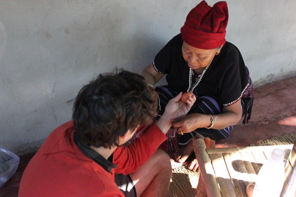 Karen Hill Tribe Lampang