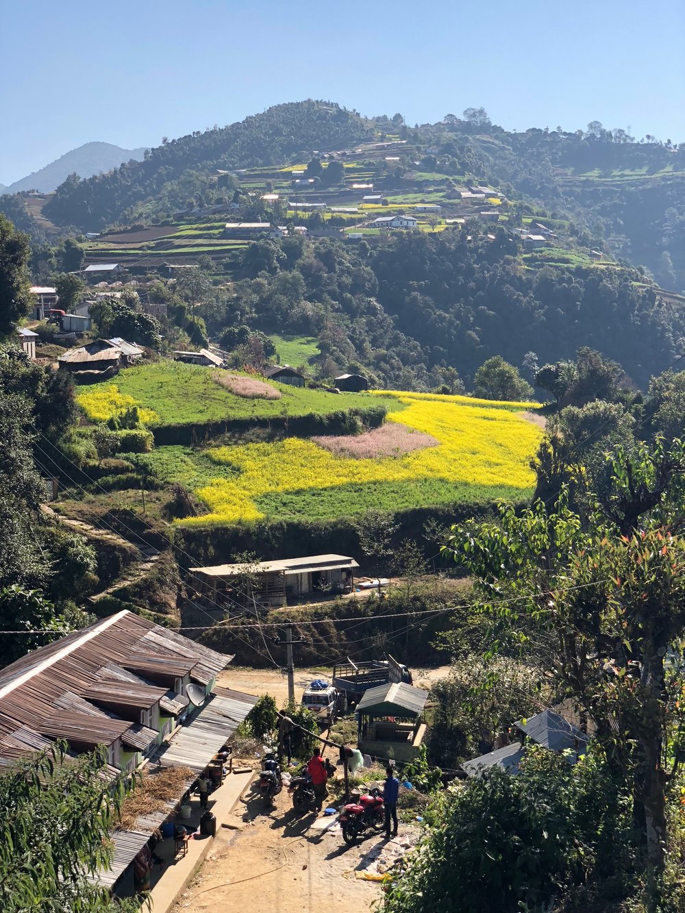 Manikhel nepal kathamandu vallery trekking weather.jpg