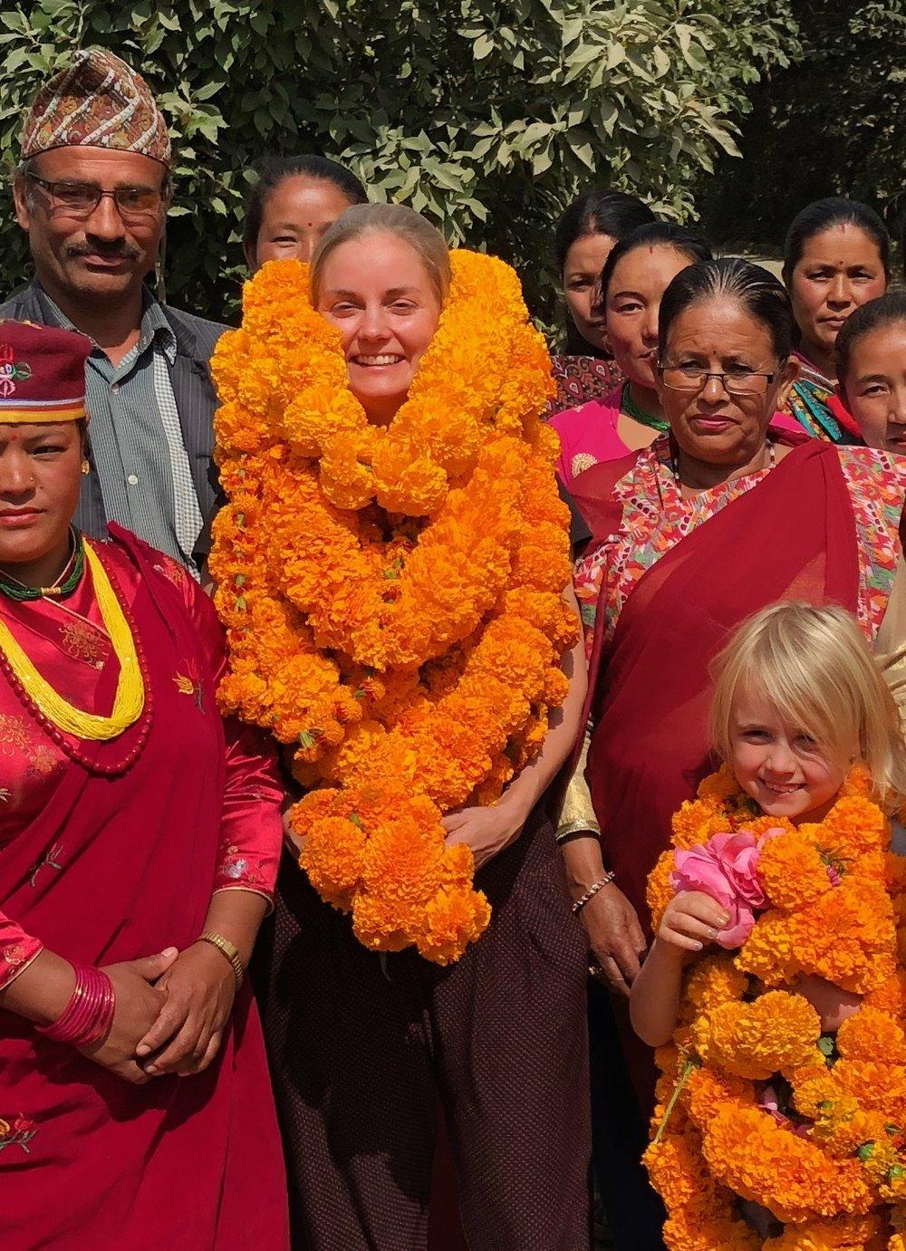 welcoming to manikhel kathmandu valley nepal trekking weather.jpg