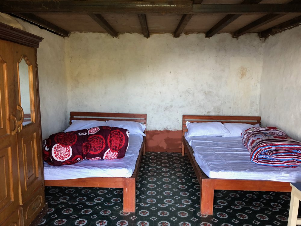 Hiramaya's room in manikhel nepal kathmandu valley homestay.jpg
