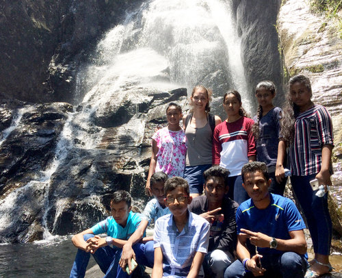 Salia in Neluwa, Southern Sri Lanka
