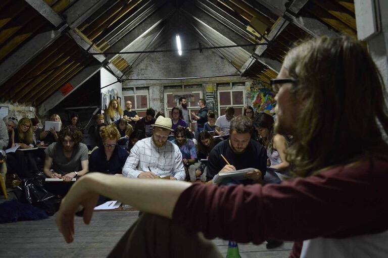 Drink and Draw 2015