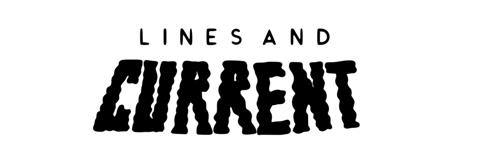 Deadbeat's Lines & Current logo