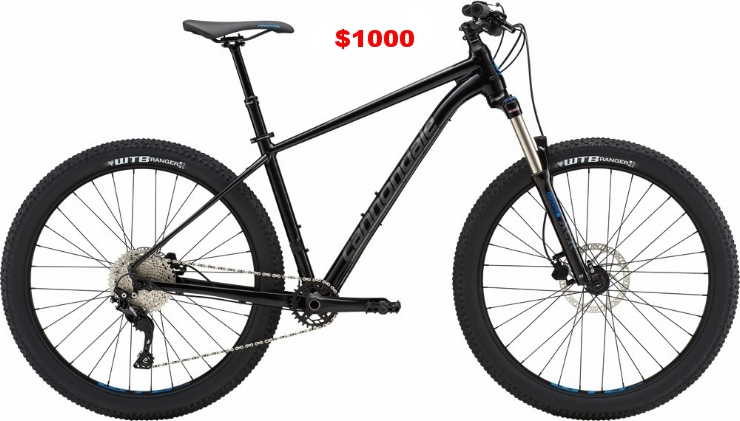 Mountain (from $350) — Wayfarer Bicycle
