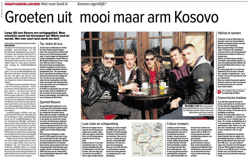 DAG_newspaper_Kosovo_Jeppe_Schilder