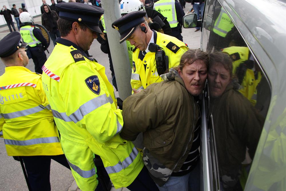 EDL Demonstratie Amsterdam 30-10-2010 Jeppe Schilder (22).jpg