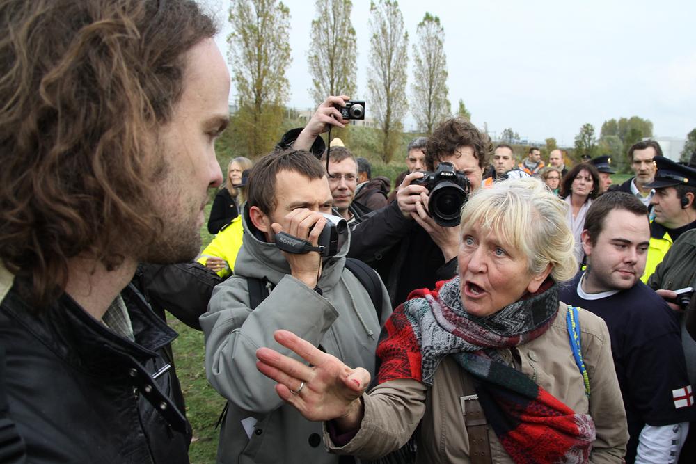 EDL Demonstratie Amsterdam 30-10-2010 Jeppe Schilder (15).jpg
