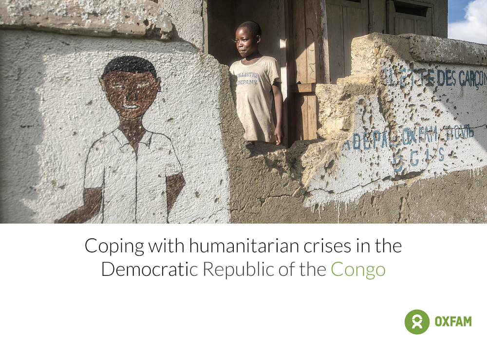 coping with humanitarian crisis in the congo