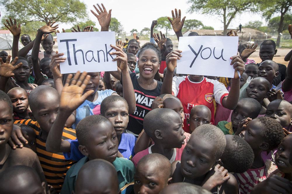 20171124_WCH_Uganda_Bidibidi_Michaela_De_Prince_thank_you_photo_Jeppe_Schilder01.jpg