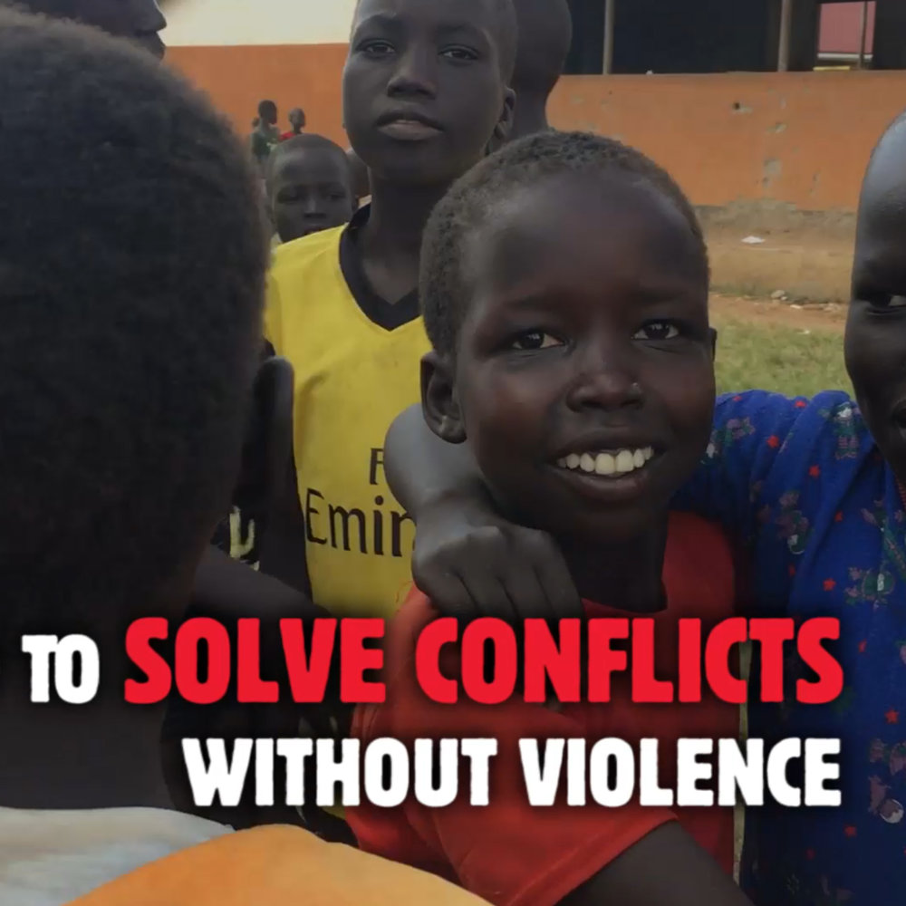 VIDEO - War Child'sI DEAL supports South Sudanese refugee children