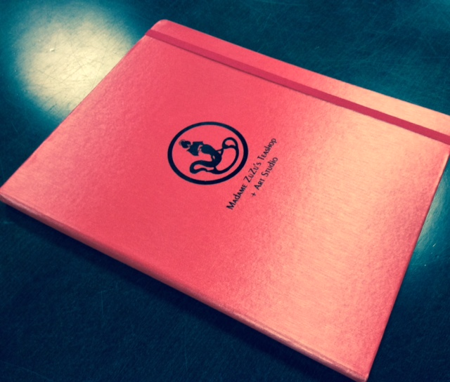 ZuZu's NOTEBOOKS! $17.99