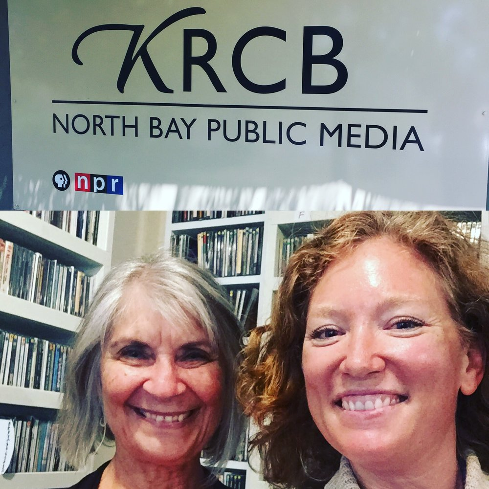 NPR and KRCB Radio