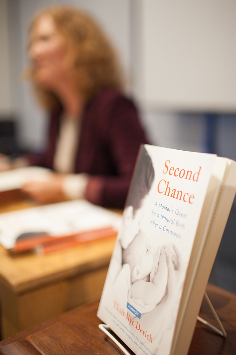 """Second Chance: A Mother's Quest for a Natural Birth After a Cesarean"" – A Foreword INDIES  Book of the Year  Awards Finalist"