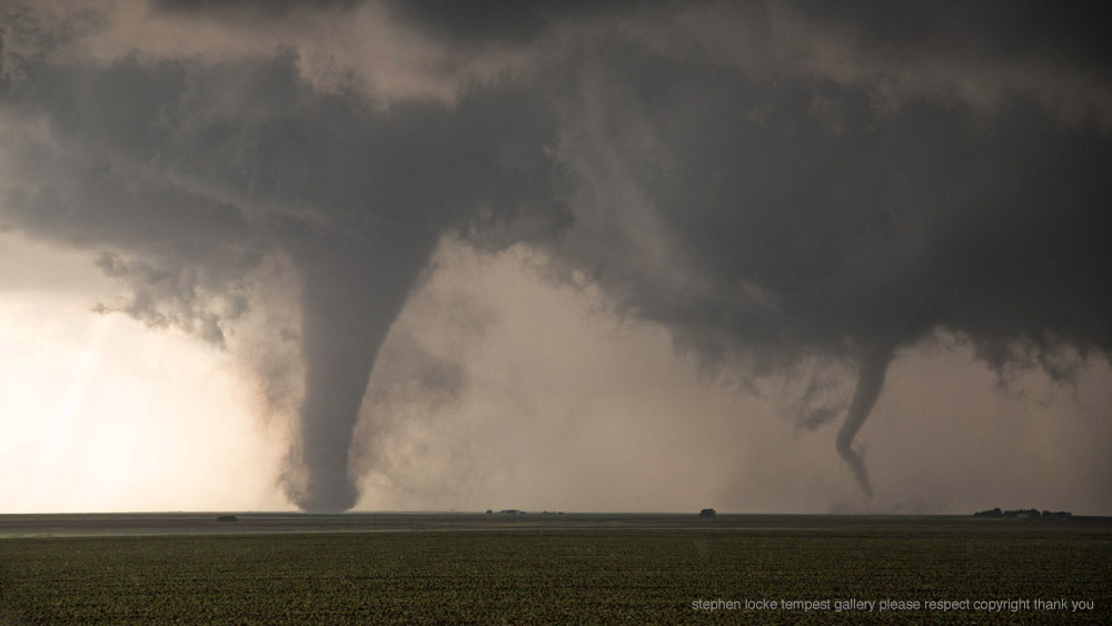Dodge City Tornadoes by Stephen Locke