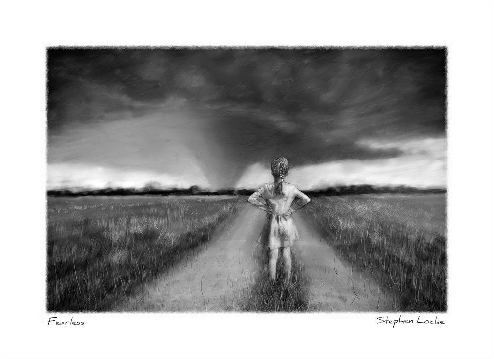 Fearless by Stephen Locke