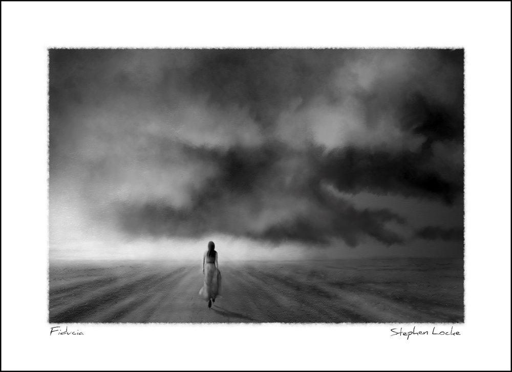 Fiducia by Stephen Locke