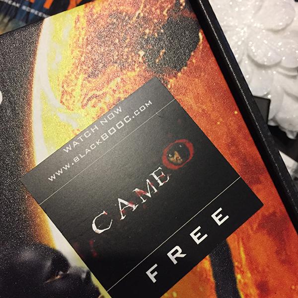 Cameo, the short film (18:05 mins..)