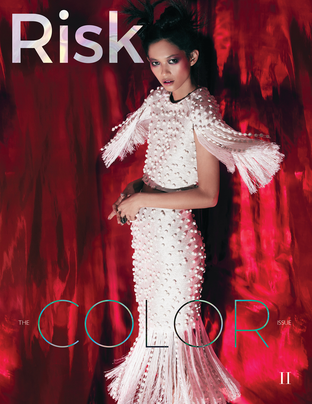 RISK II: THE COLOR ISSUE (Cover 1) BUY PRINT $30.00 BUY DIGITAL $5.00