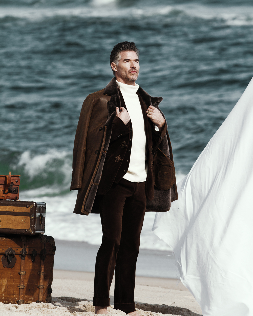 Total Look Joseph Abboud