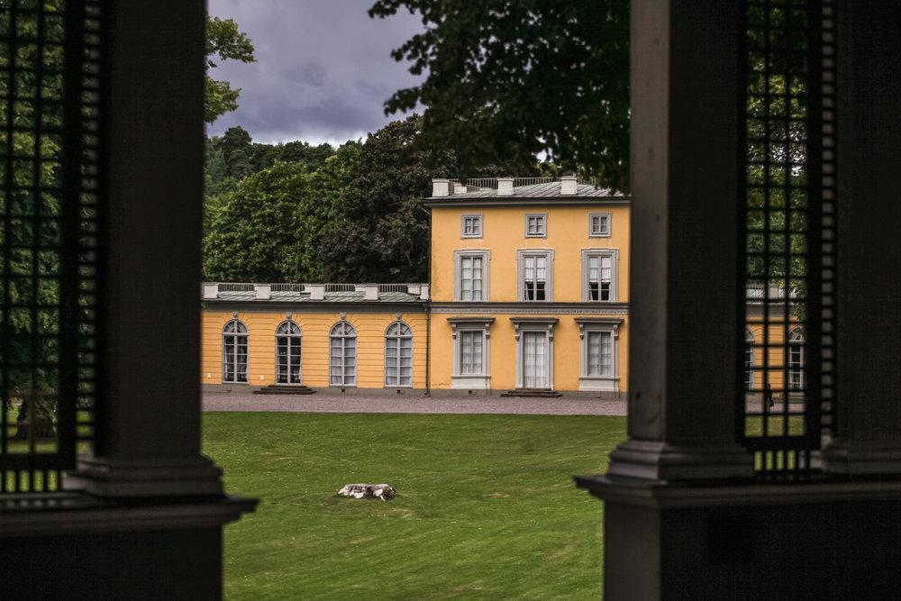 Gustav III Pavillion