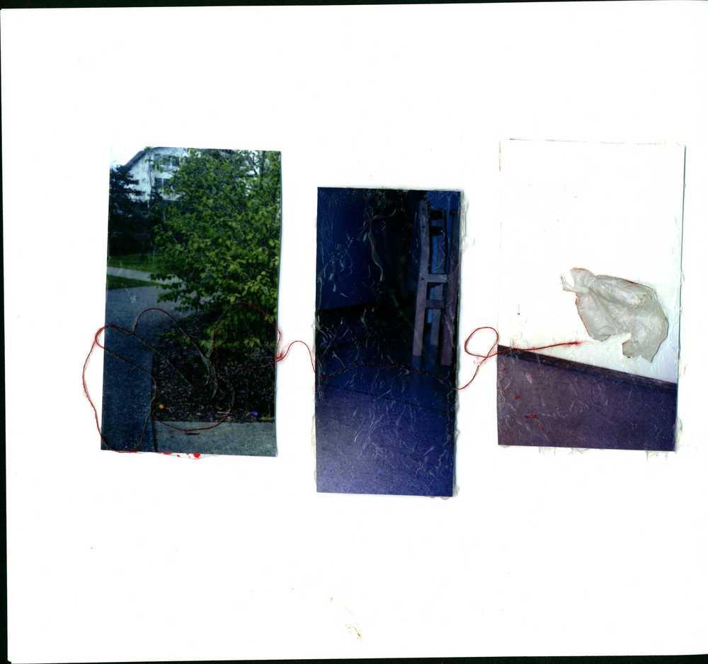 Recall (Triptych)