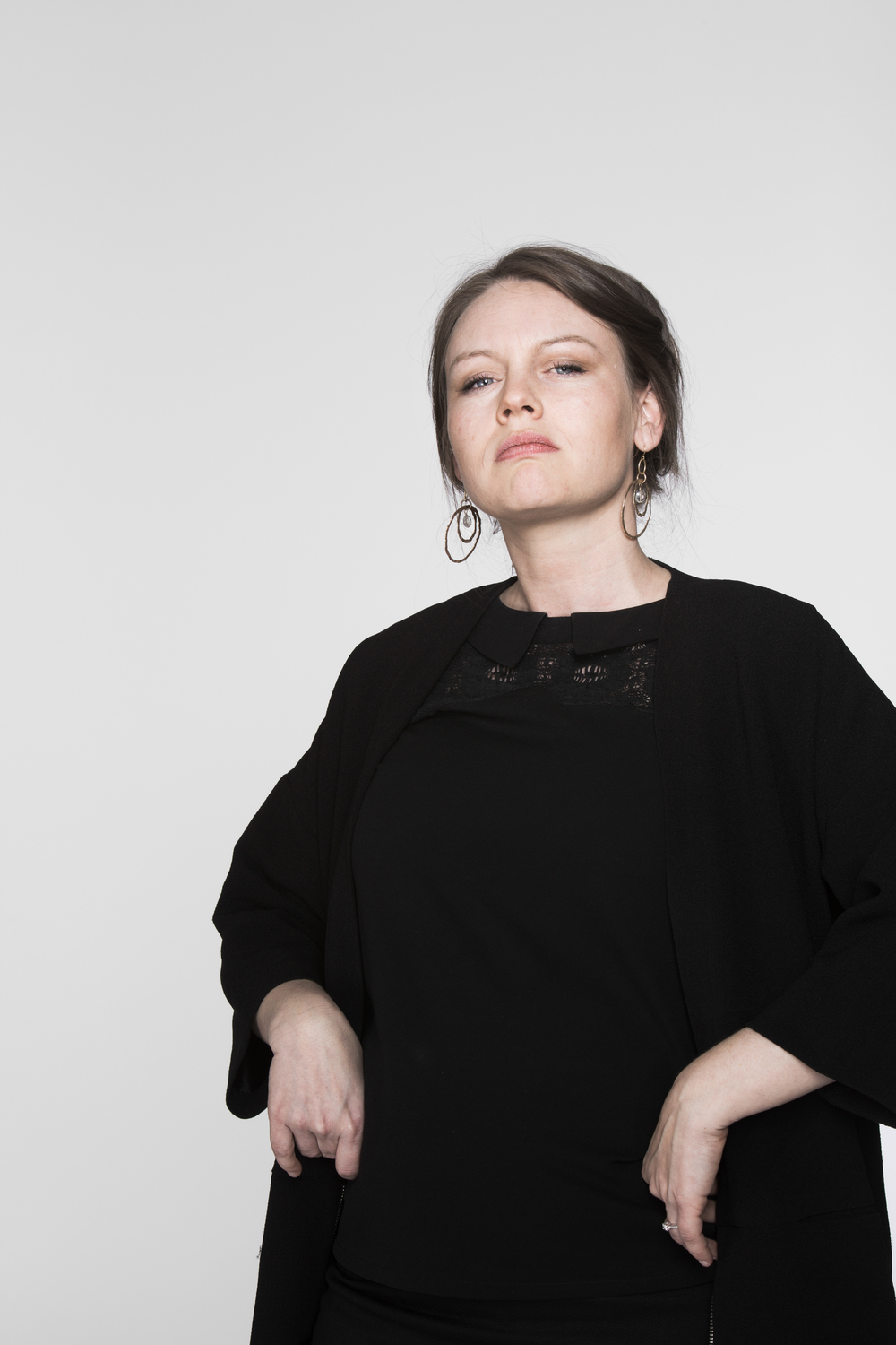 Susanne Skjørberg - One of the founders of the feminist blog collective Maddam.no.