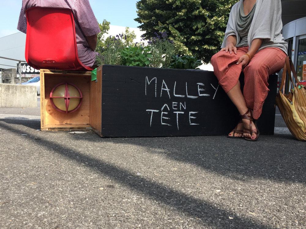 Malley en tête / Journées des Alternatives Urbaines