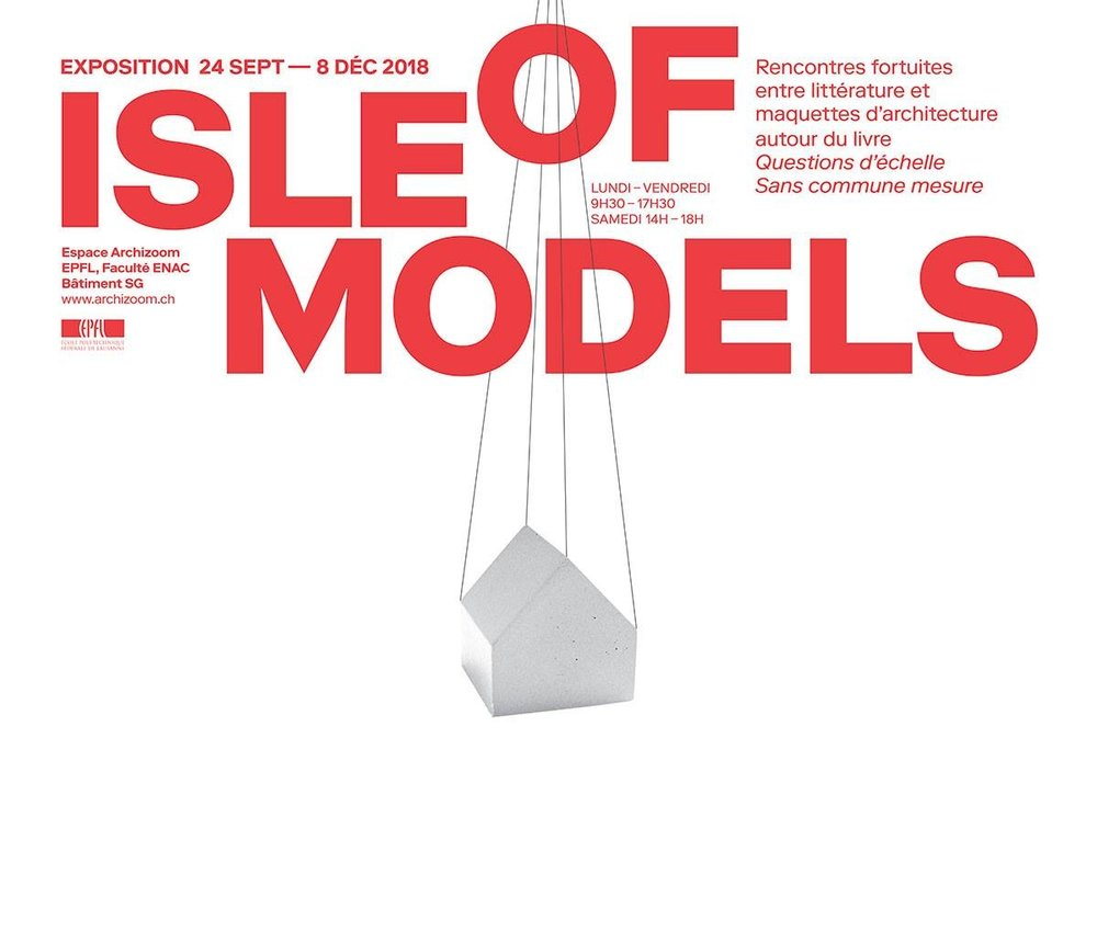 Isle of Models / visites et ateliers
