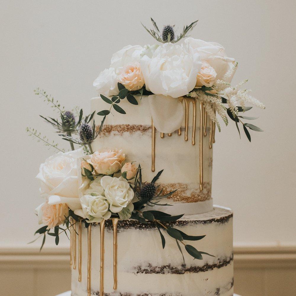 SEMI-NAKED CAKES… -