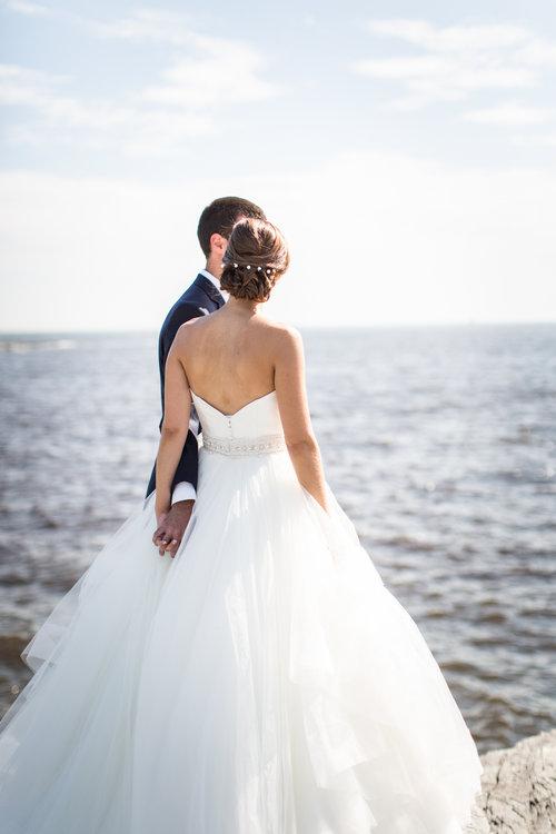 Newport, Rhode Island Wedding Photographer | Will & D
