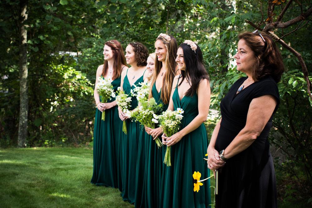 Bridesmaids Newport Rhode Island
