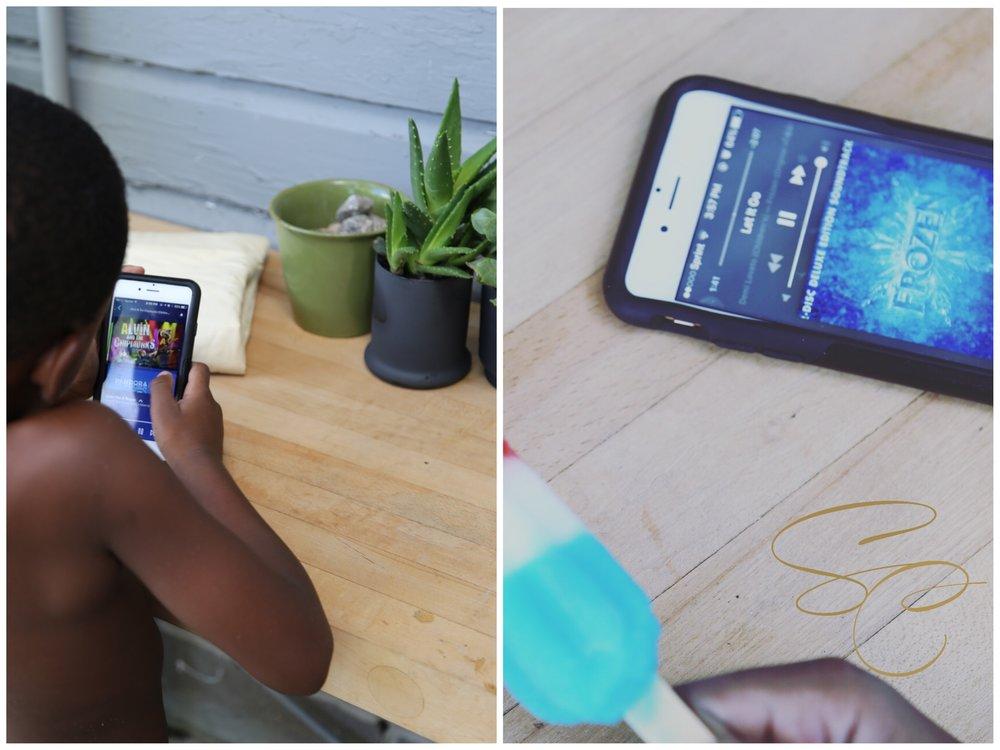 Pandora Alvin & The Chipmunks Radio