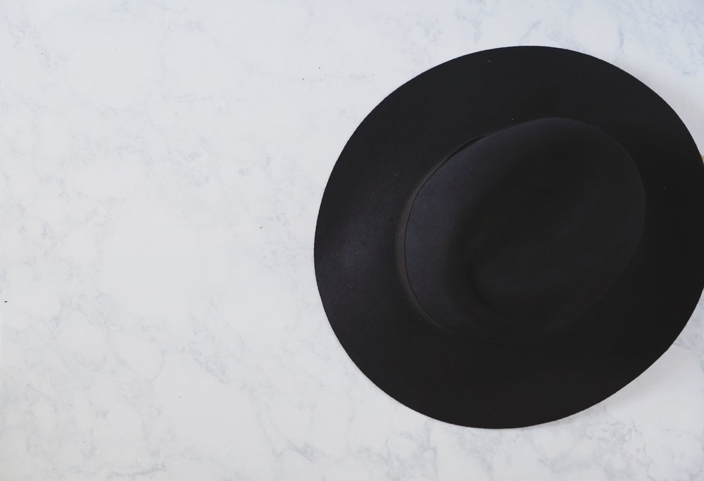Jack And Jill Bicoastal Wide Brim Hat| $58