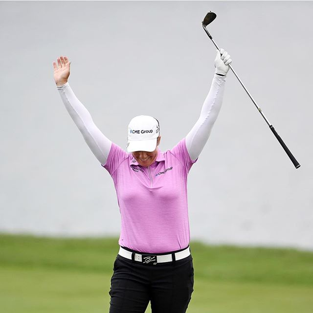 Awesome round today by @brittany1golf with a 71 in her @pgatour debut at the @barbasolchampky 😍🙌🏼⛳️💪🏼. Way to represent the ladies!! 👊🏼😍#doitfortheladies #lpgatour #lpgameetspga #thesegirlsaregood #womensgolf #golf #growthegame #fortheloveofgolf #womenwithdrive 📸 @lpga_tour