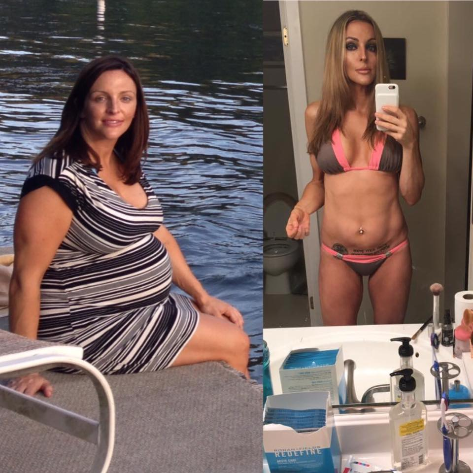 I lost 75 lbs in 6 months,dropped from a size 18 to a size 2/4, healing my back, as a single mom of two babies under 2 years old.