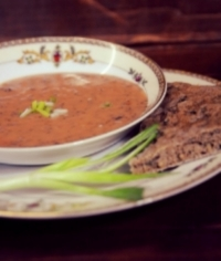 Tomato Basil Wild Rice Soup & Cheddar & Chives Wild Rice Panbread.jpg